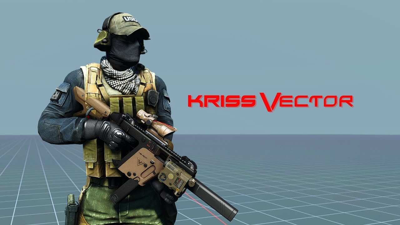 Kriss Vector at Fallout 4 Nexus - Mods and community
