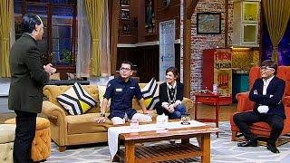 Mario Sepuh Grogi Berat Bertemu Najwa Shihab & Wishnutama