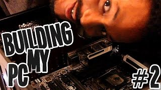 IT IS COMPLETE! | Building My PC (Part 2)
