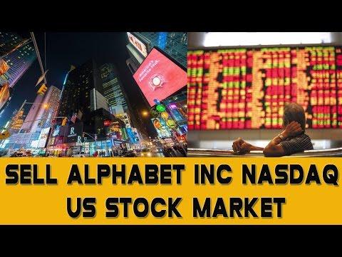 Sell Alphabet Inc || Nasdaq || US stock market