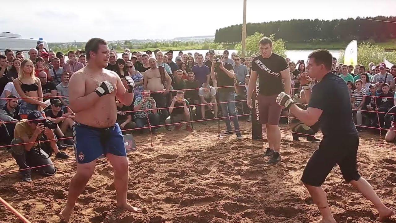 КОМБАЙНЕР против МОЛОКОВОЗА !!! Бойня на ферме !!!