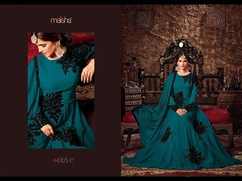 2b5575aaa Buy Online Dress - Modern New Arrivals Fashionable Women long anarkali western  kurti suits dress