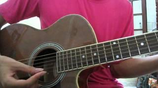 Chặng Đường Yêu guitar cover