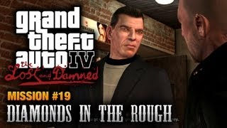 GTA: The Lost and Damned - Mission #19 - Diamonds in the Rough 1080p
