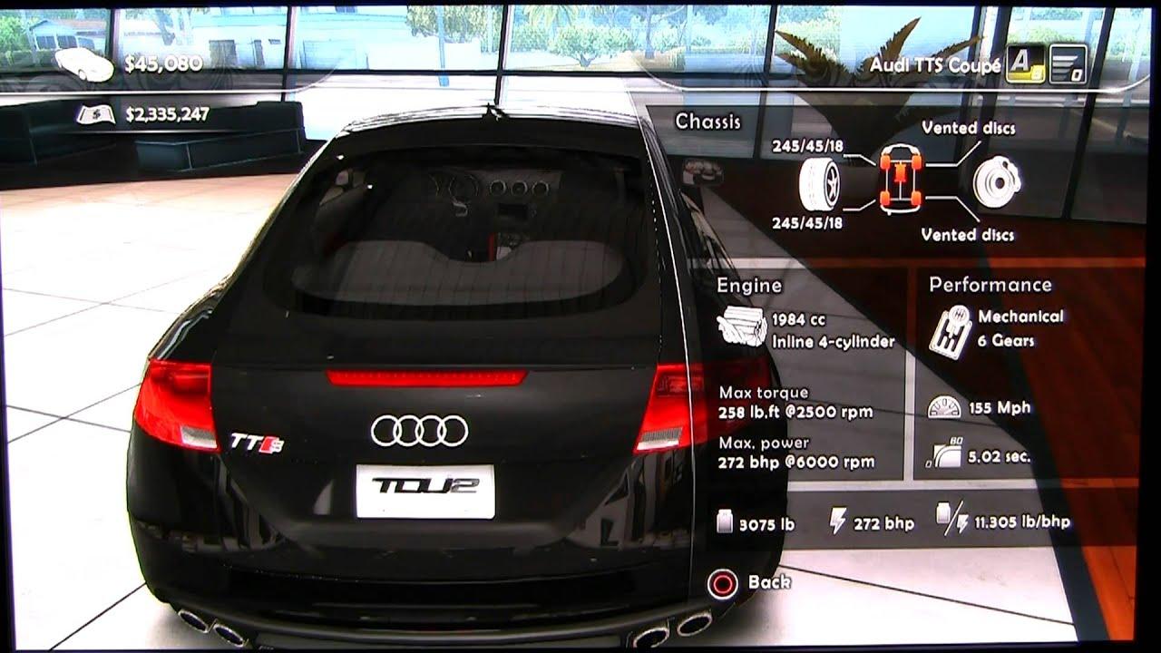 D Class Cars Test Drive Unlimited