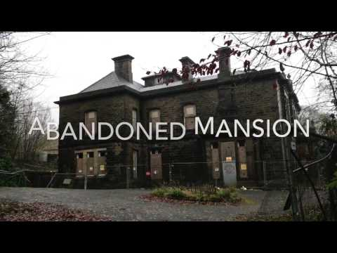 U.K. Urbex ABANDONED MANSION l MICRO ADVENTURE 001