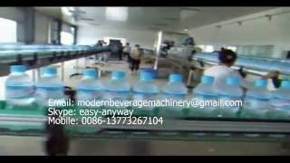 mineral water bottle filling machine mineral water plant automatic water filling line