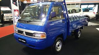 In Depth Tour Mitsubishi Colt T120ss Pick Up 3 Way - Indonesia