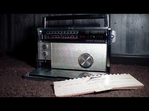 Zenith Trans-Oceanic Royal 3000-1 Multi-Band Radio. Part - 1 Of 2.