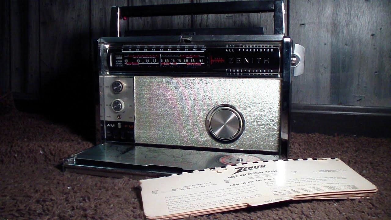Zenith Transoceanic Royal 30001 Multiband Radio Part 1 Of 2. Youtube Premium. Wiring. Zenith Trans Oceanic Tube Radio Schematics At Scoala.co