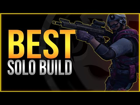 The Division 2 | Unstoppable Solo Build- Best Solo PVE Build