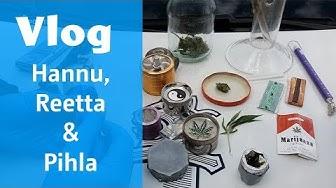 Vlog: Kannabis ja sen käyttövälineet