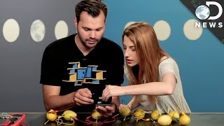 How To Make A Battery With Lemons