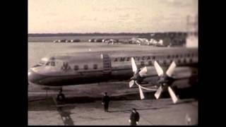 American Airlines Lockheed Electra N6108A