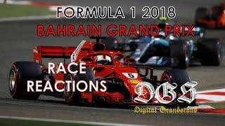Formula 1 2018 Bahrain Grand Prix - Reactions
