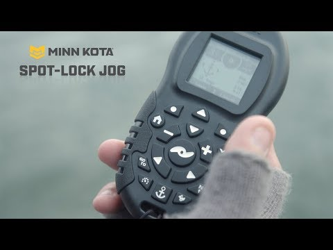 Spot-Lock Jog Feature on the i-Pilot Remote