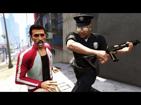 GTA 5 Mods - POLICE BRUTALITY! ULTIMATE GTA 5 MOD SHOWCASE! (GTA 5)