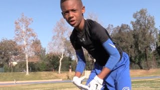 8 Year Old BALLER : Havon Finney Jr. : Carson Colts - UTR Youth Highlight Mix