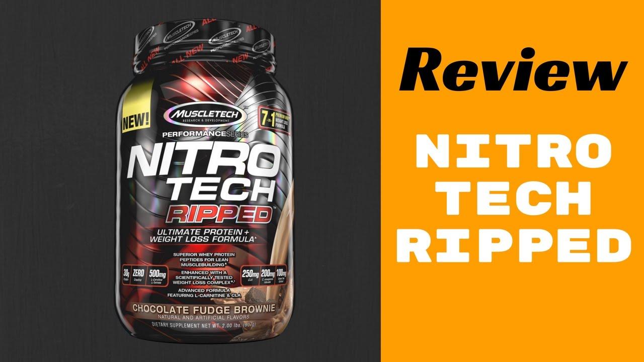 Tech adelgazar como ripped tomar nitro para