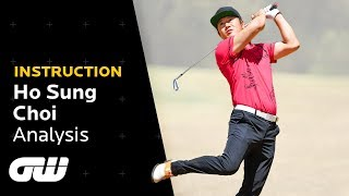 Ho-Sung Choi Explains His Unusual Golf Swing | Swing Analysis 2019 | Golfing World
