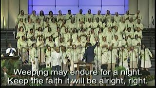 """Trouble Don't Last Always"" Anthony Brown & FBCG Combined Choir"