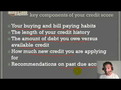 FES UltraScore, The Power Booster to Your Credit Score, Credit Repair Tips 954-399-2749