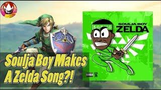 Nintendo Ripped Off by Soulja Boy's Zelda Song?
