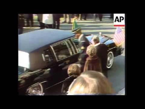 Saudi Arabia/USA - King Fahd Resumes Duties