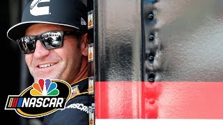 Clint Bowyer weighs in on Bubba Wallace, Alex Bowman confrontation | Motorsports on NBC