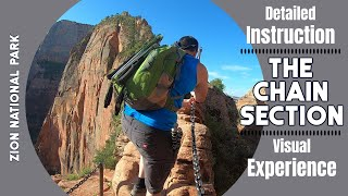 Experiencing Angel's Landing | Real Time Comments | Zion National Park