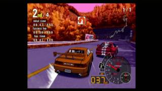 Auto Modellista PS2 Gameplay