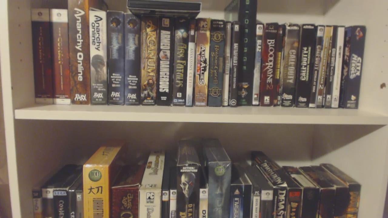 коллекция игр на компьютер вашу учетную