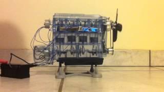 Maquette moteur 4 temsp (Haynes)