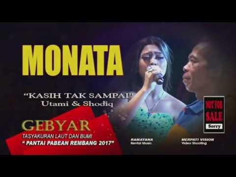 Monata Terbaru 2017 Luka Lama Gita Cinta Prasasti Cinta -mp3