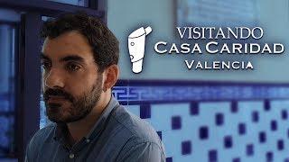 VISITANDO CASA CARIDAD VALENCIA, UNA ONG MUY ESPECIAL
