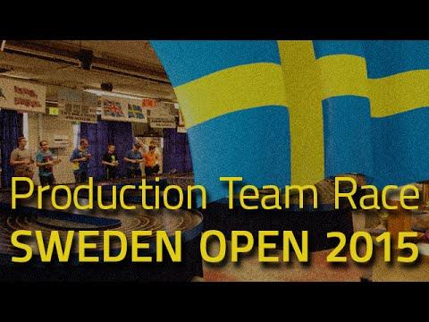 Production Team Race – Sweden Open 2015