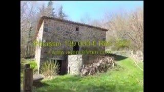 l'immobilier du Parc du Pilat: Maison en pierre Pélussin