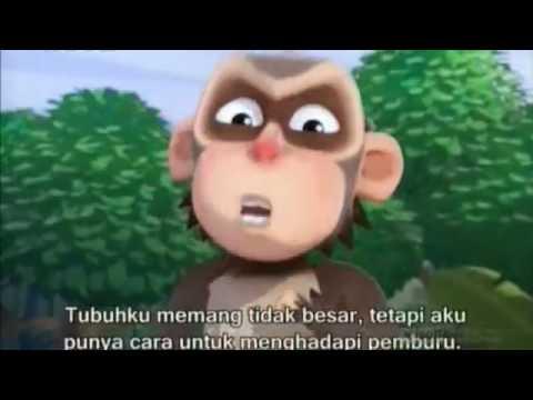 Pada Zaman Dahulu Monyet Jadi Raja Rimba