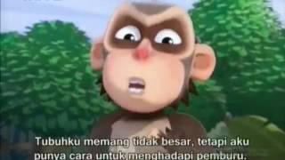 Video Pada Zaman Dahulu Monyet Jadi Raja Rimba download MP3, 3GP, MP4, WEBM, AVI, FLV Desember 2017