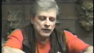 Author and Screenwriter Harlan Ellison Rants about Sci-Fi Fans