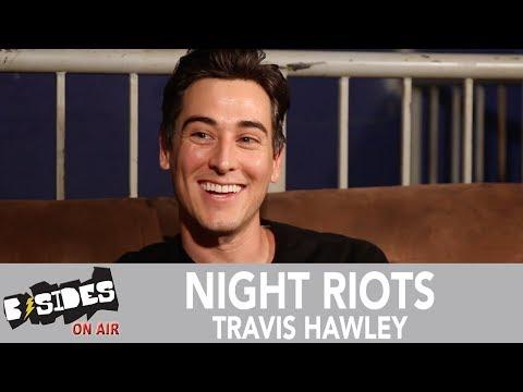 Night Riots - Travis Hawley Talks Italy Travels, Sailing, New Album