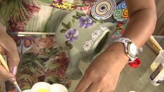 Aprenda a decorar utilizando a técnica de decoupage