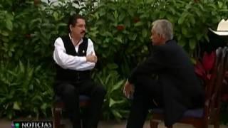 Ramos visitó a Zelaya en su refugio 2