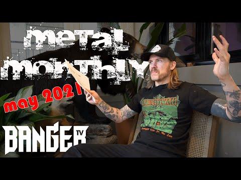 Best New Metal Releases May 2021: Heavy Sentence, Esoctrilihum, Grave Miasma, Terminalist & more!