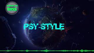 Slammin The Bass - Psystyle Vol 1