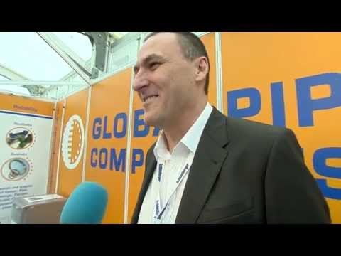 Global Pipe Components, SPE Offshore Europe 2015
