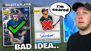 drafting DIAMOND starting pitchers in BR worst idea ever