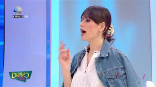 "Bravo, ai stil! (05.05.2017) - Tinuta Petronelei, DESFIINTATA din nou de jurati: ""Esti pe langa!"""