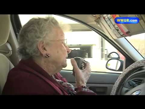 Elderly cab driver charms N H town [WMUR] Manchester - Yahoo Screen
