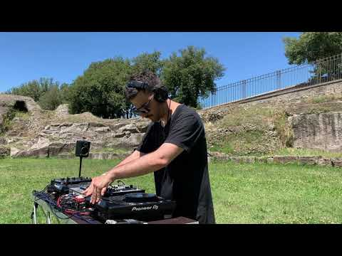 Download FRANKYEFFE @ Anfiteatro Severiano (Albano laziale, Italy)